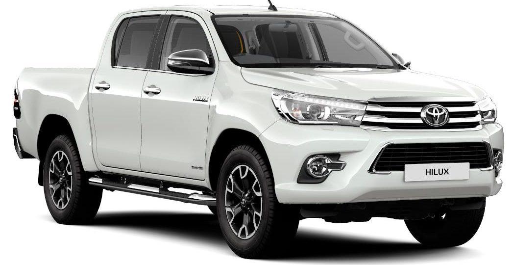 Ремонт, ТО Toyota Hilux