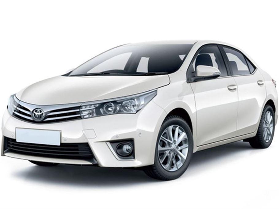 Ремонт, ТО Toyota Corolla