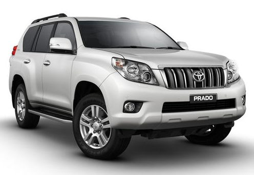 Ремонт, ТО Toyota Land Cruiser Prado