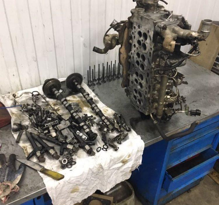 Агрегатный ремонт
